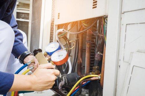 furnace - repair